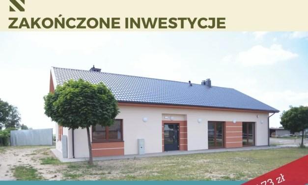 Rozliczamy się z kolejnych inwestycji – Burmistrz Pacholski