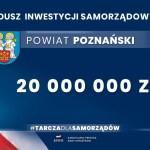 3 868 277 zł dotacji z funduszu inwestycji samorządowych dla Gminy Kórnik