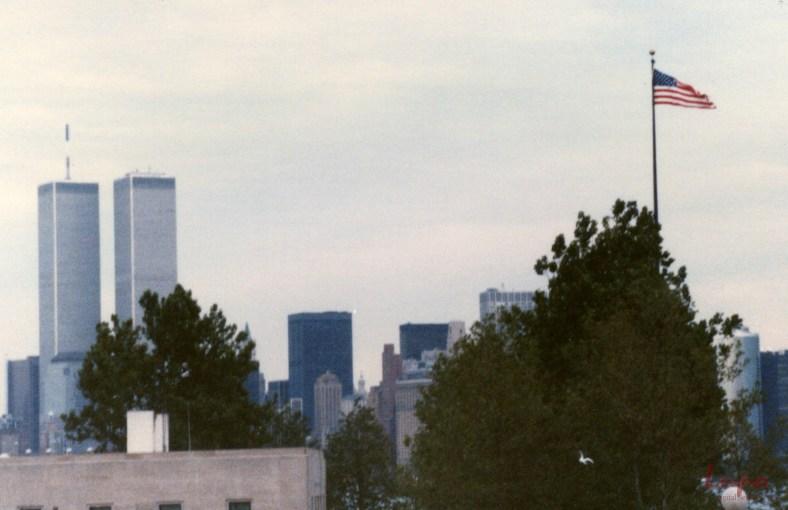 World Trade Center, circa 1988