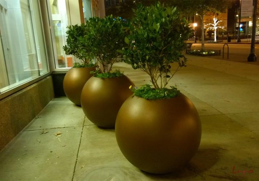 Planters, Peachtree at 12th Street, Atlanta, GA, 29 November 201