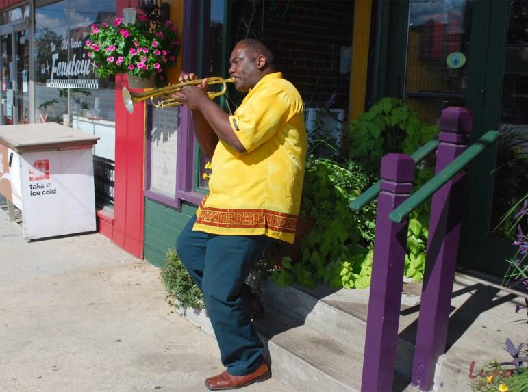 Sidney Cox, Tucker, GA 27 September 2009
