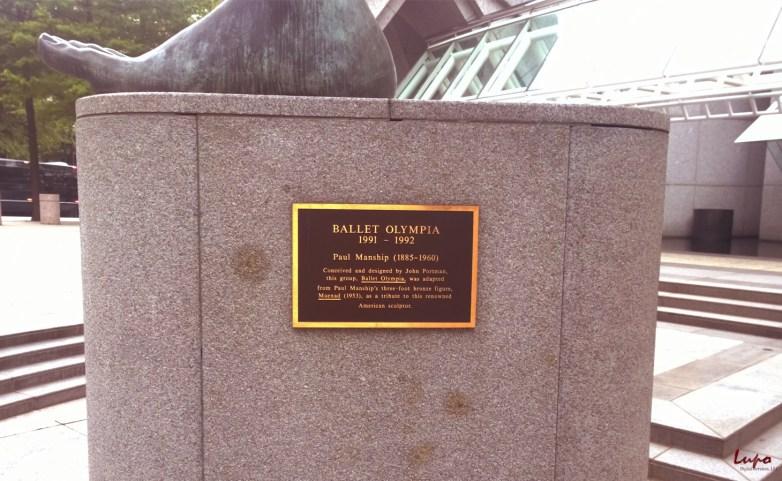 Ballet Olympia, SunTrust Plaza, Atlanta, GA, 3 July 2015 #4