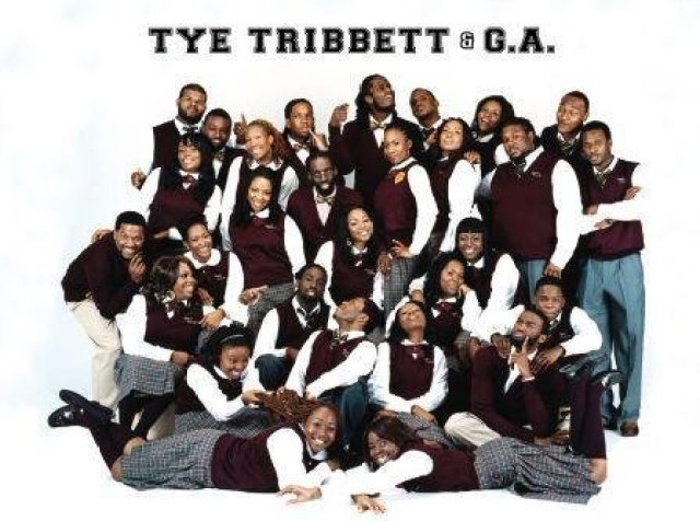 Tye Tribbett - Bless The Lord(Son of Man) Lyrics