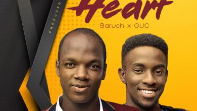 Photo of Baruch ft. GUC – From My Heart Lyrics