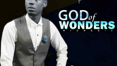 Photo of Nickee J – God Of Wonders Lyrics