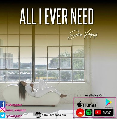 Sarai Korpacz - All I Ever Need Lyrics