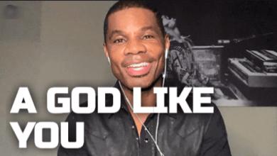 Photo of Kirk Franklin – A God Like You Lyrics