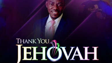 Photo of Kelvin Ogidi – Thank You Jehovah Audio