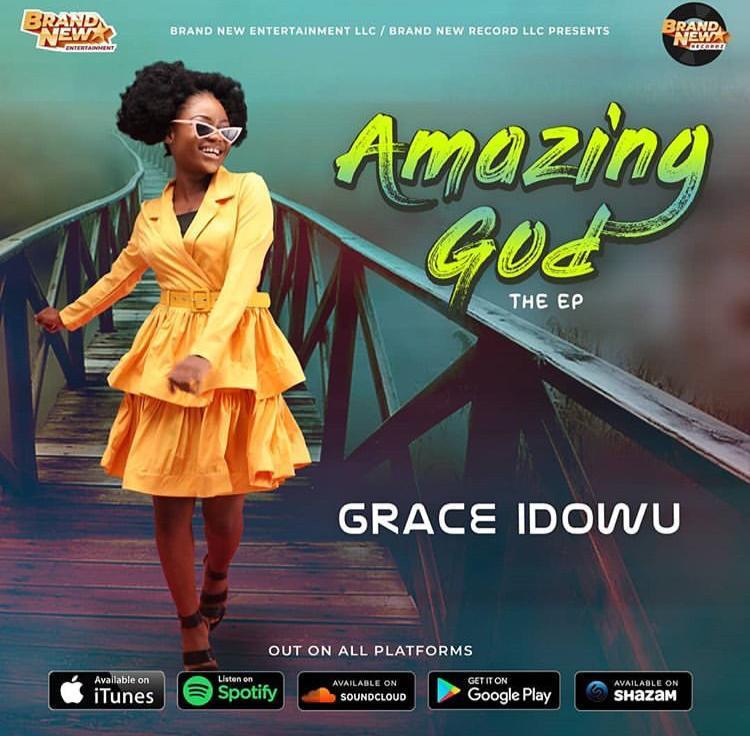 Grace Idowu - Amazing God EP