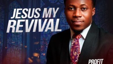 Photo of Profit Okebe – Jesus My Revival Mp3 Download