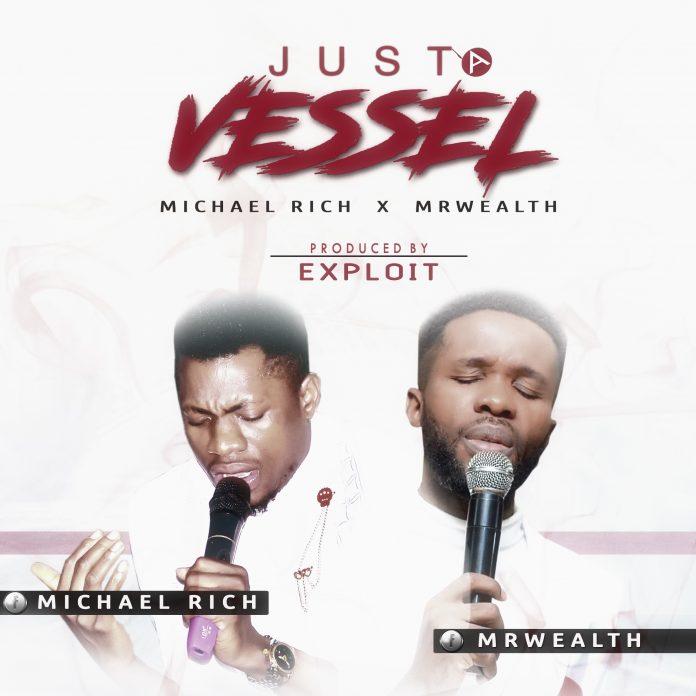 Michael Rich - Just A Vessel Lyrics & Mp3