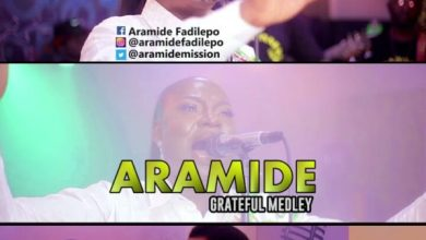 Photo of Aramide – Grateful Medley Mp3 Download