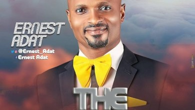 Photo of Ernest Adat – The Way Lyrics & Mp3 Download