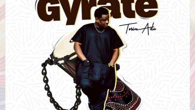 Photo of Tosin Adu – Fope Gyrate Mp3 Download