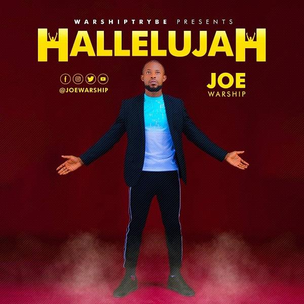 New Release: Joe Warship - Hallelujah