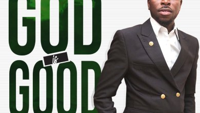 Photo of Rev. JMichael Antonio – My God Is Good Mp3 Download