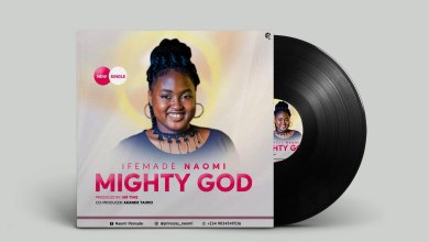 Photo of Ifemade Naomi – Mighty God Mp3 Download
