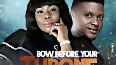 Photo of Amen O. Aluya – Bow Before Your Throne (Mp3 Download)