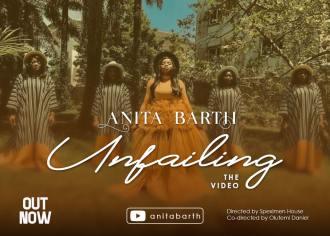 Anita Barth - Unfailing (Official Video) | GM Lyrics