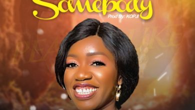 Photo of Peace Luke – Nobody To Somebody Mp3 Download
