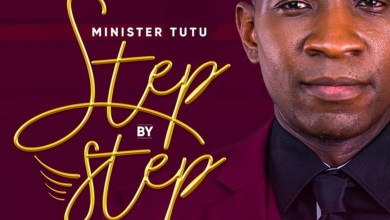 Photo of Minister Tutu – Step by Step MP3 DOWNLOAD