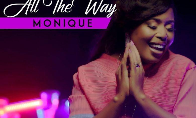 MoniQue - Halleluyah All The Way (Lyrics, Mp3)