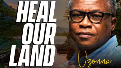 Photo of Uzonna Ononye – Heal Our Land (Mp3 Download)