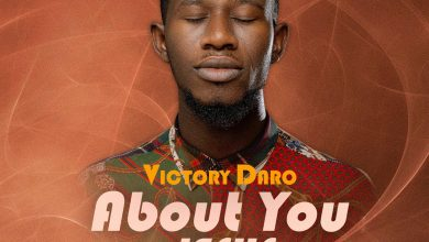 Photo of Victory Daro – About You Jesus (Mp3 Download)