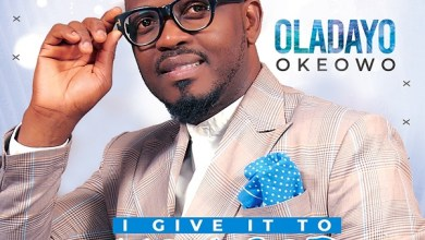 Photo of Oladayo Okeowo – I Give It To You God (Video, Mp3)