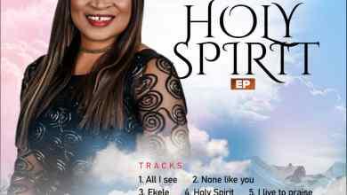 Photo of P Uche Etiaba – Holy Spirit (EP, Video, Music)