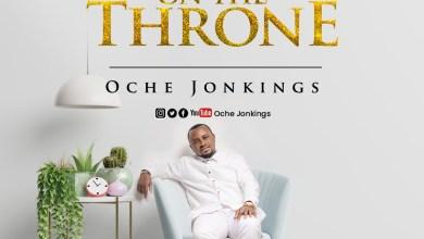 Oche Jonkings - Seated On The Throne