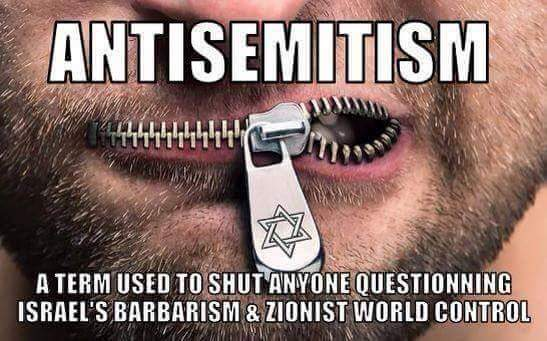 Boycotting Israel is anti-Semetic