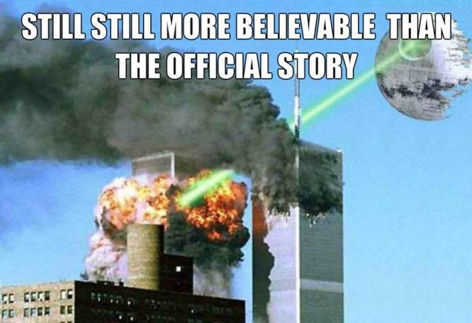 Still more believable!