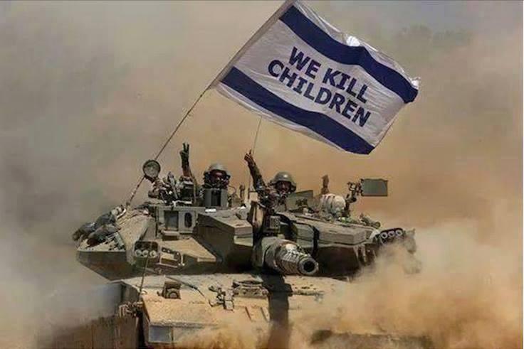 We Kill Children