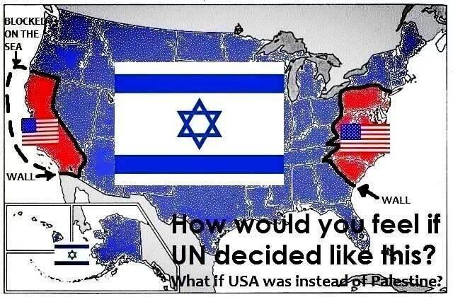 Israel are us!