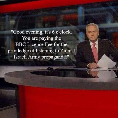 Zionist propaganda machine