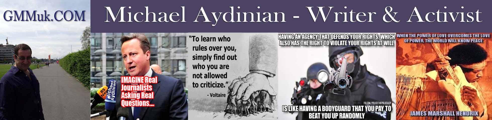 GMMuk – Michael Aydinian