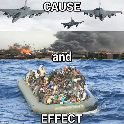 Cause & effect!