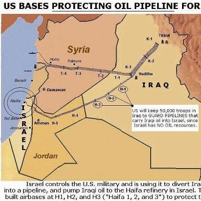 Israeli Oil!