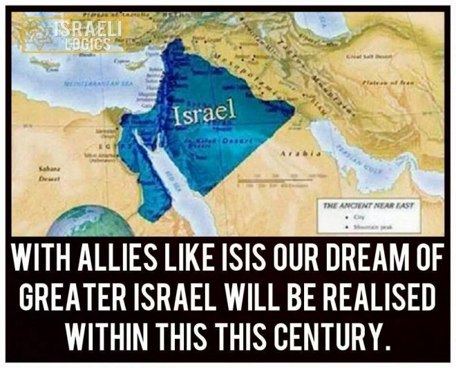 Realising Greater Israel