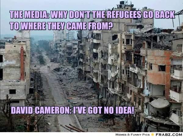 THE MEDIA & CAMERON