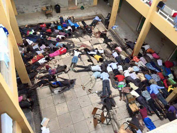 147 killed in Kenya