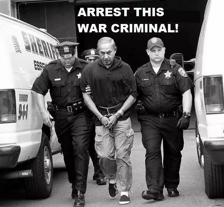 Arrest the scumbag!