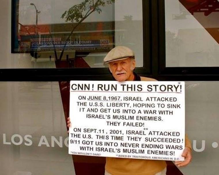 CNN & BBC - Run this story.