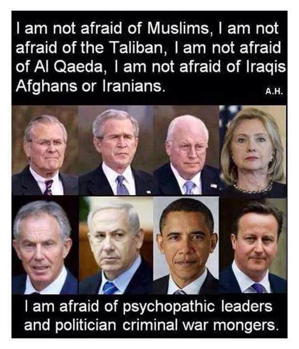 The true terrorizers!