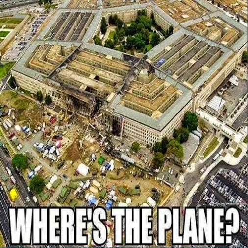 Where's the plane.