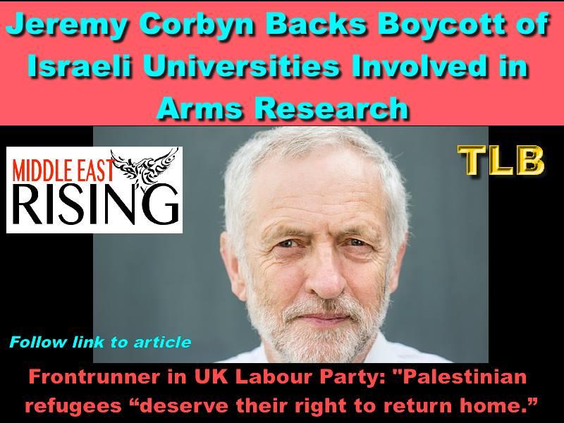 Corbyn for Palestine