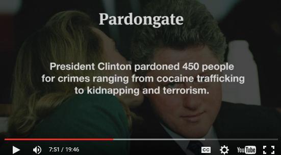 Clinton skulduggery