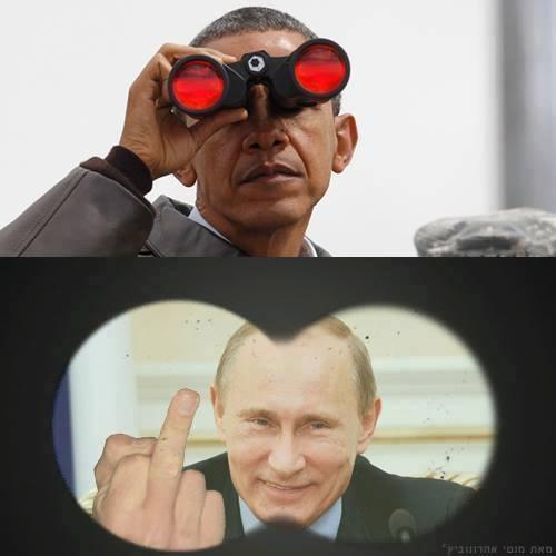 Go Putin Go!