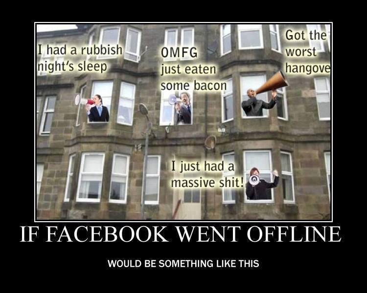 FB shutdown!